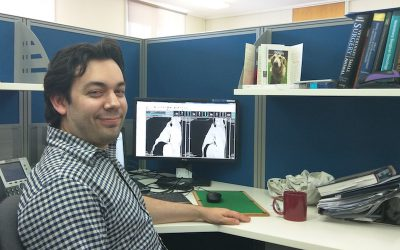 This month we feature research project work by Dr Blaine McCracken of Werribee node